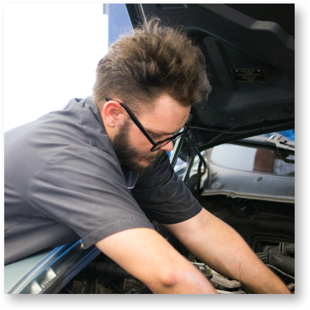 Fixing a European Car
